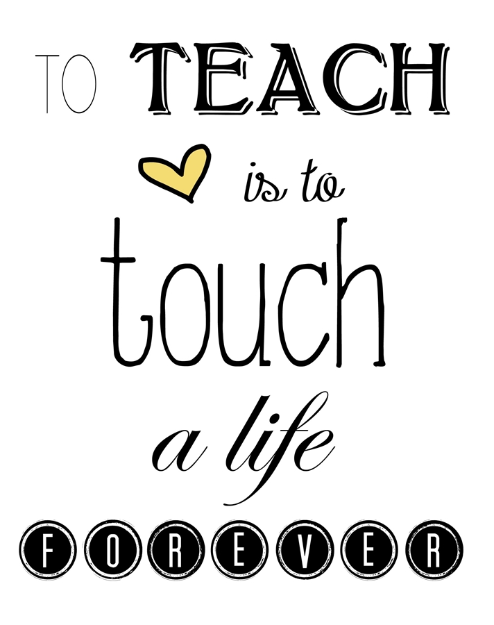 serving to teach how to live